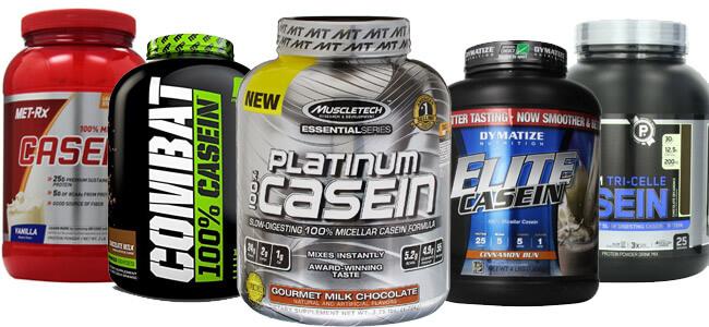 پروتئین کازئین چیست و چه فوایدی برای بدنسازی دارد؟